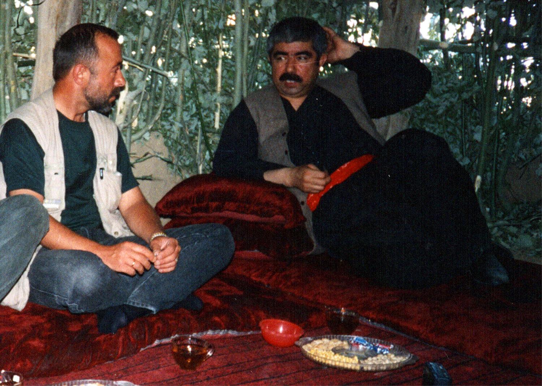 Александр Князев и генерал Дустум