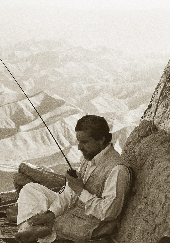 Ахмадшах Масуд Фото: Александр Князев